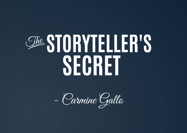 The Storyteller's Secret Prezi