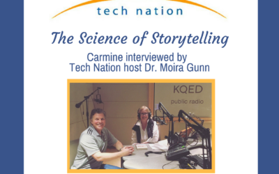 The Science of Storytelling – Tech Nation podcast