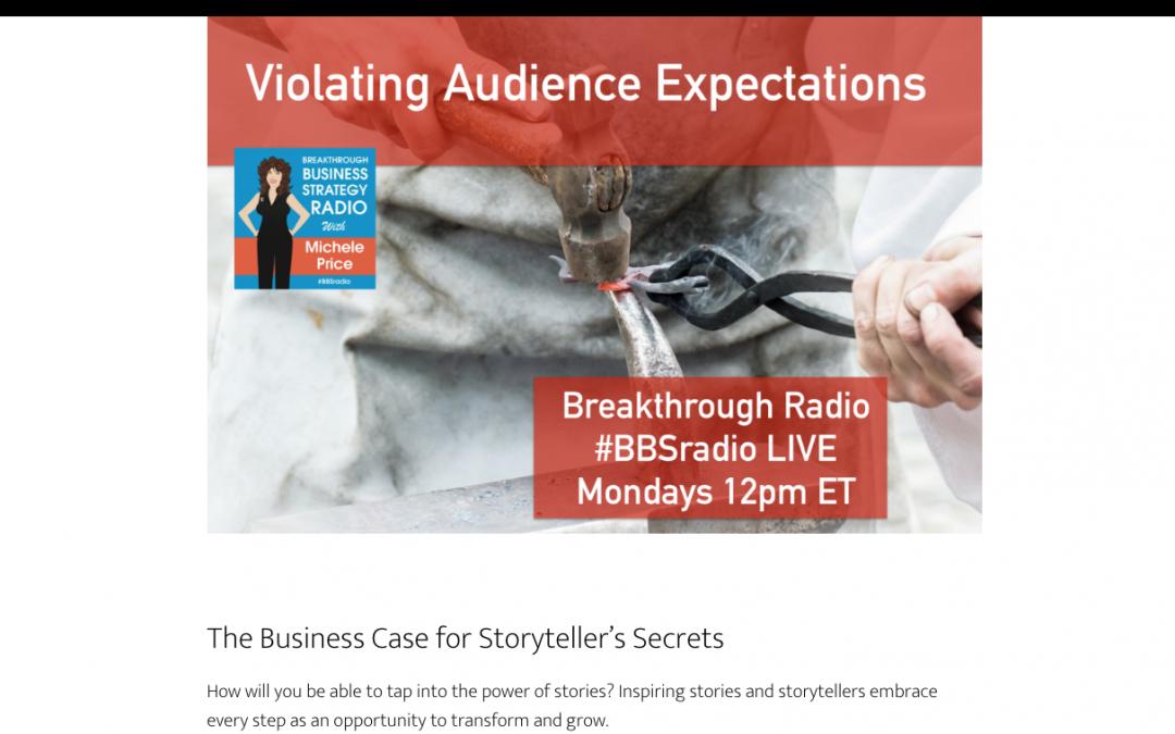 Breakthrough Business Radio Interview