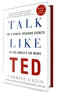 How To Deliver A Ted Talk Pdf