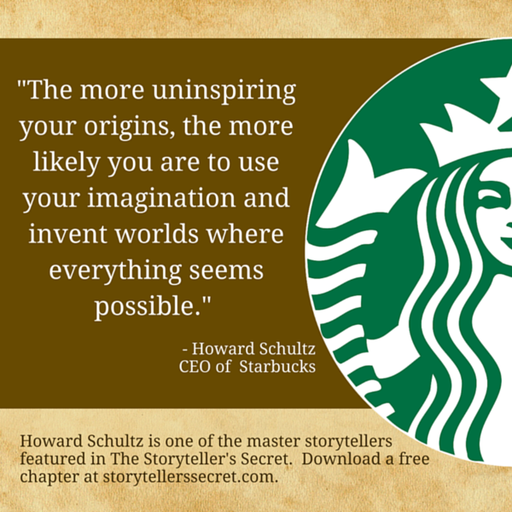 Passion is Everything: My Interview with Starbucks CEO Howard Schultz