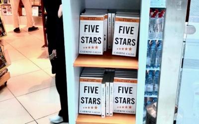 FIVE STARS ARRIVES IN DUBAI