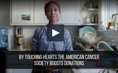 By Touching Hearts The American Cancer Society Boosts Donations