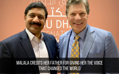 Malala Credits Her Father For Giving Her The Voice That Changed The World